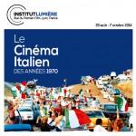Institut Lumière : Cinéma italien