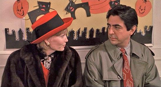 Mia Farrow et Joe Mantegna dans Alice (1990)
