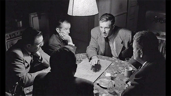 The Killing de Stanley Kubrick (1956)
