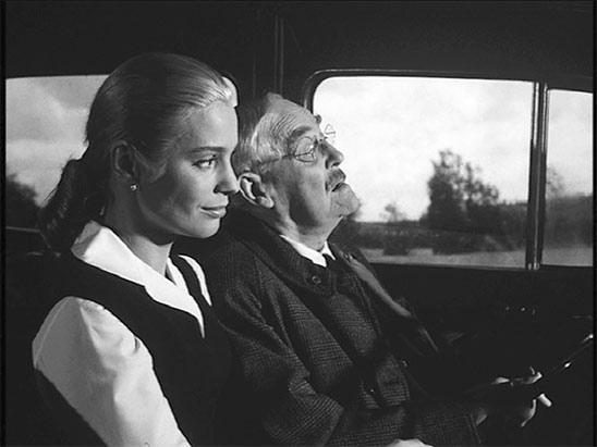 Les Fraises sauvages d'Ingmar Bergman