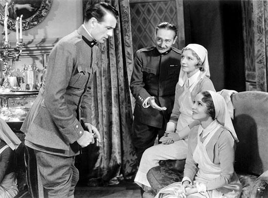 L'Adieu aux armes (1932) de Frank Borzage