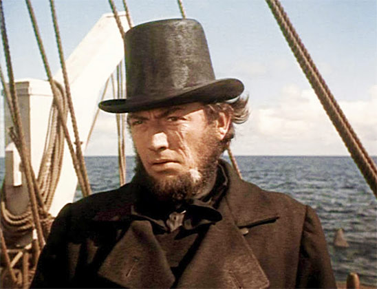 Moby Dick de John Huston