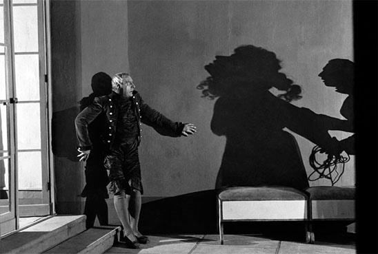 le Montreur d'ombres