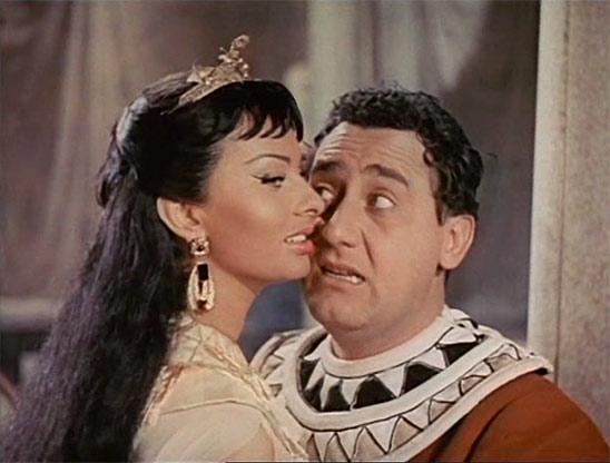 Deux Nuits avec Cléopâtre