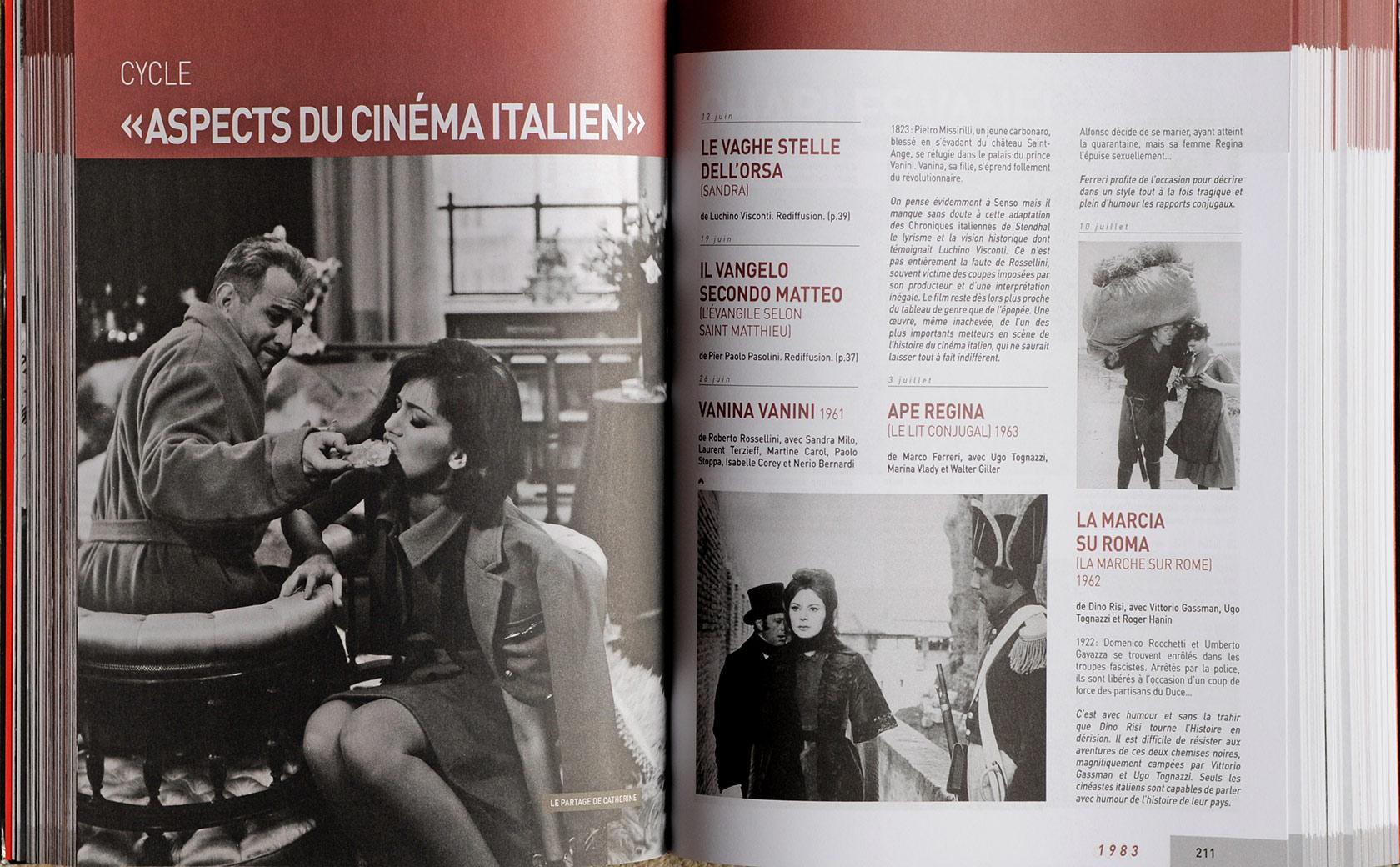 Livre : Cinéma de minuit – 40 ans – 2 000 films | L'Oeil