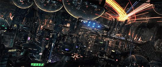 Valérian et la Cité des Mille Planètes
