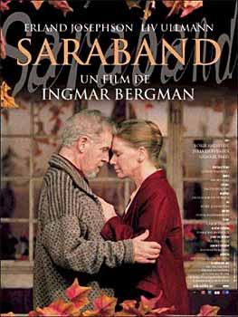 سارا باند فیلمی از اینگمار برگمن