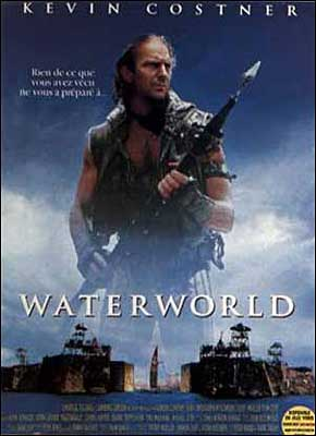 affiche film Waterworld