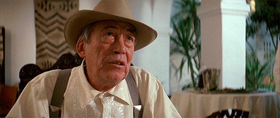 John Huston dans Chinatown
