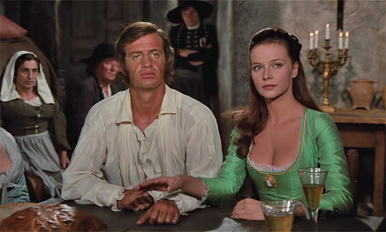 Les Mariés de l'an deux (1971) de Jean-Paul Rappeneau – L'Oeil sur l'écran