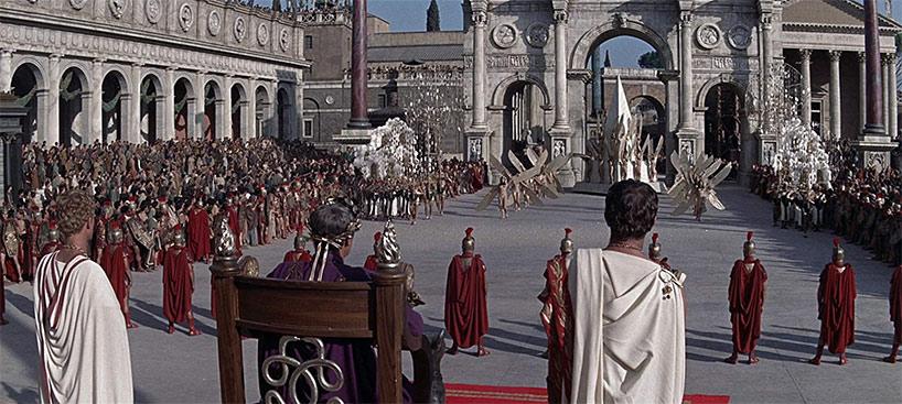 Cléopâtre (1963) de Joseph L. Mankiewicz