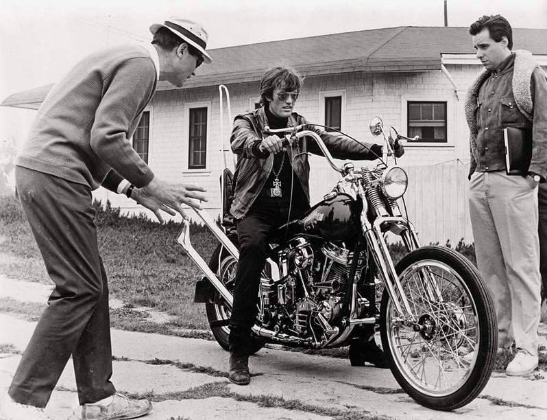 Les Anges sauvages (The Wild Angels)