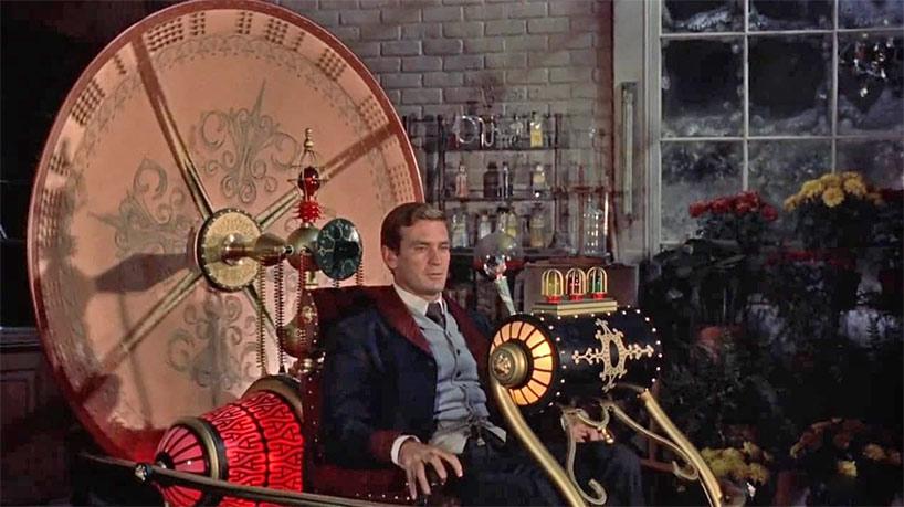 La machine à explorer le temps (The Time Machine)