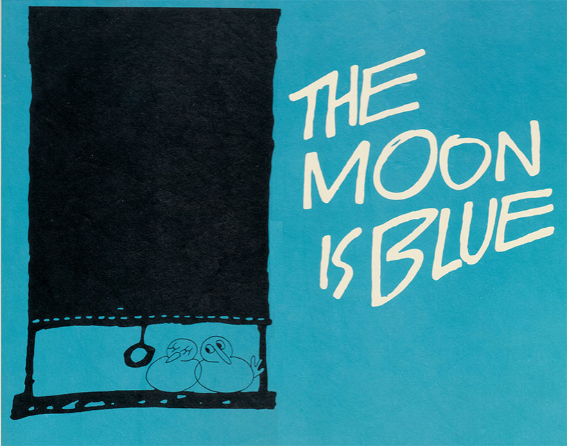La Lune était bleue