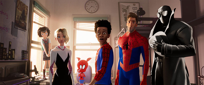 Spider-Man: New Generation (Spider-Man: Into the Spider-Verse)