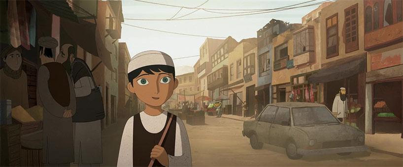 Parvana, une enfance en Afghanistan (The Breadwinner)