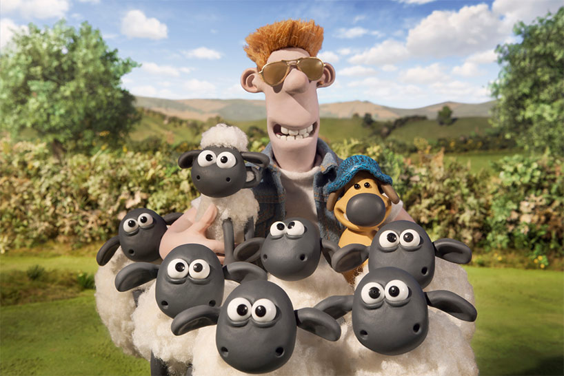 Shaun le mouton, le film (Shaun the Sheep Movie)