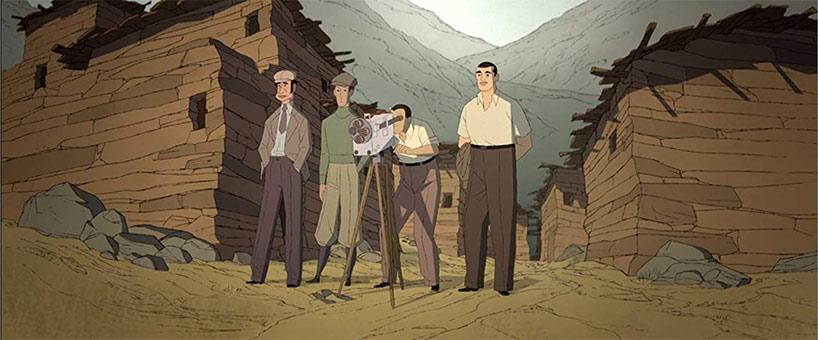 Buñuel après l'âge d'or (Buñuel en el laberinto de las tortugas)