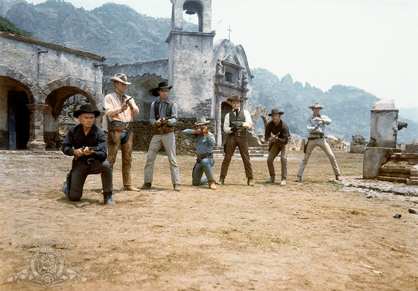 Les 7 mercenaires (The Magnificent Seven)
