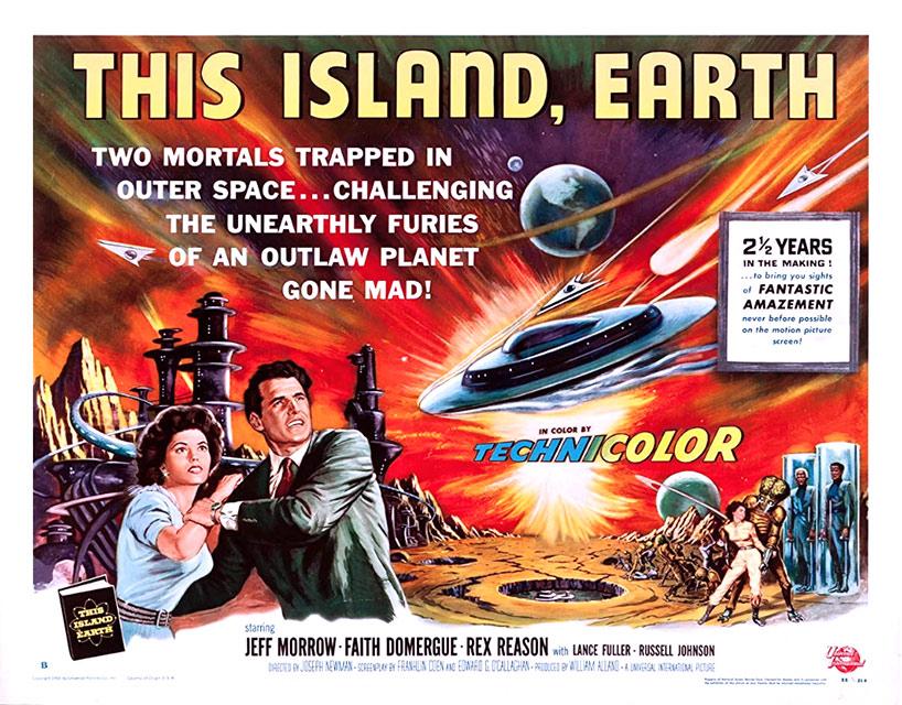 Les Survivants de l'infini (This Island Earth)